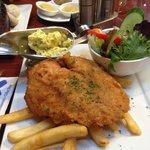 Traditional Chicken Schnitzel