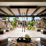 Our relaxing Spa Lounge at The Ritz-Carlton, Rancho Mirage