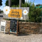 Entrance to Daisy Cottage
