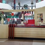 The Free Coffee and Tea Counter