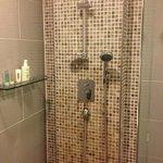 Nice modern shower