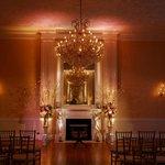 Grand Salon Ceremony Set Up