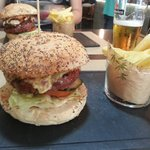 The best burger I ever had!