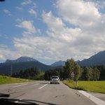 Oldtimerlansd Südtirol in Meran und Schenna