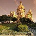 Sacré Coeur in Montmartre