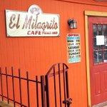 Bilde fra El Milagrito Cafe