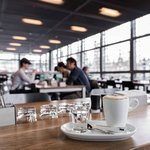 Im World Café geniessen Sie in entspannter Atmosphäre feine Patisserie