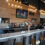 Le bar du Moulin Noir Steakhouse