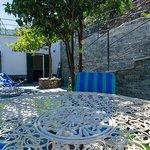 "The new mini apartment ""Canneto"" the green patio"