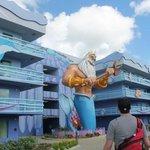 Little Mermaid building (1 of 3)