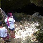 Cueva - no muy interesante