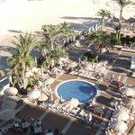 Kids hotel pool