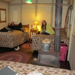 3 bed Roughrider Cabin
