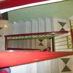 Ascenceur ou escaliers : au choix!