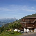 Beausite Hotel overlooking Thunnersee