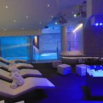 The amazing spa!!