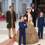 Abe Lincoln's and family