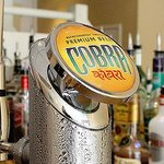 """Indian Cobra Beer on Draft """"Refreshingly Ice Cold"""""""