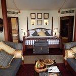 The 'standard' bedouin suite