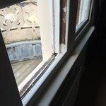 Main sash window