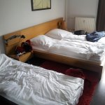 Standard room with an extra bed for a child