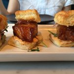 Pork belly biscuits (to die for)