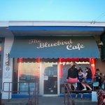 The Cafe Exterior