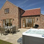 The Granary - Patio & Hot Tub