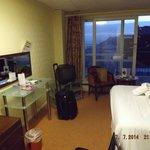 9th Floor Double Bedroom