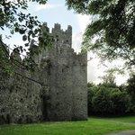 Nearby Swords Castle!