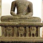 Headless Buddha statue from Polonnaruwa, 12th century AD