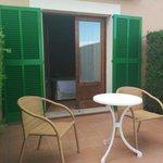 Room patio/terrace