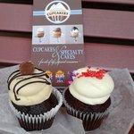 White Mountain Cupcakery delectables