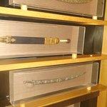 swords on elevator