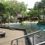 Pool areal
