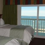 Waterfront 2 double beds