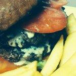 hamburger .......