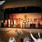 Die Showbühne