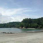 Playa Biesanz a 5 minutos del hotel
