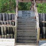 Public Beach to Private Beach Access