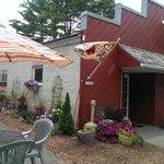 "Brew Coffeehouse, ""downtown"" Ellison Bay, Hwy 42"