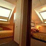 Mini suite double x 2