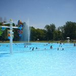 Cool off in our 1 acre pool right on the Niagara Parkway