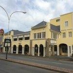 Hotel street side