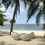Пляж для романтиков