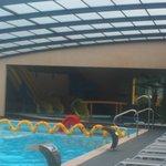 piscine interieur