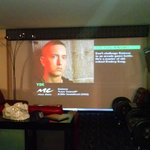 our projection TV