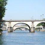 Мосты Сен-Луи.