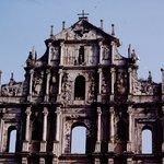Ruins of St. Paul's Cathedral, Rua de Sao Paulo, Macau, China