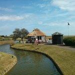 Waterways Cafe from bridge
